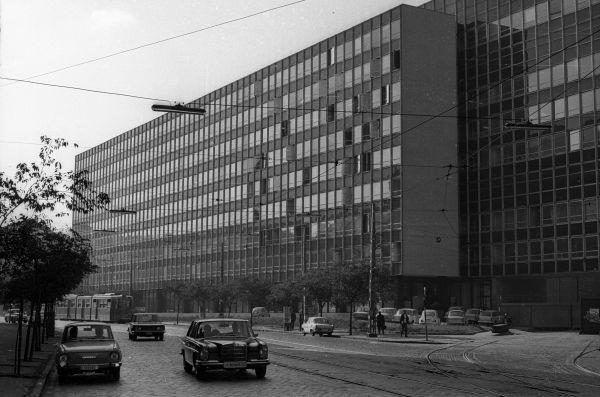Kohó- és Gépipari Minisztérium - Fortepan, CC BY-SA