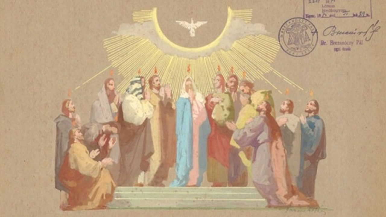 Pünkösdkor három fontos eseményre emlékeznek a keresztények