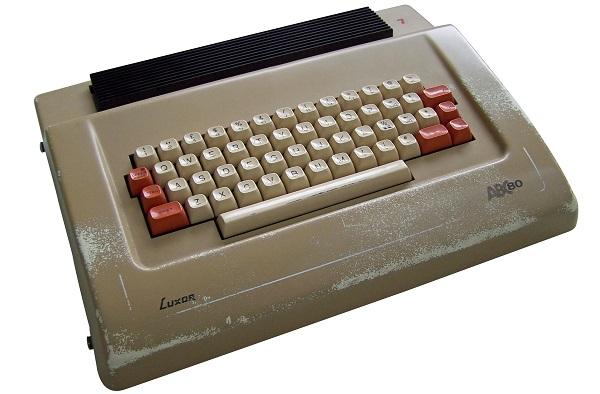 ABC 80 személyi számítógép - NJSZT, CC BY-NC-ND