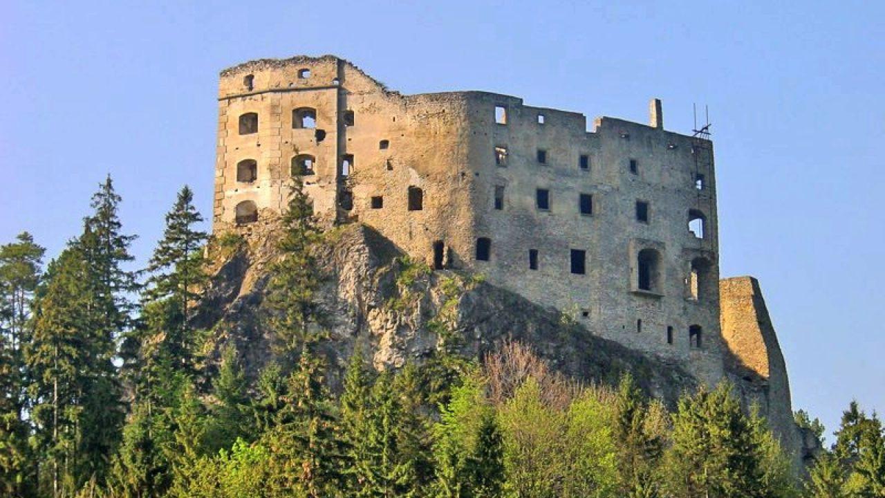 Ahol a szlovák nemzeti haramia is raboskodott