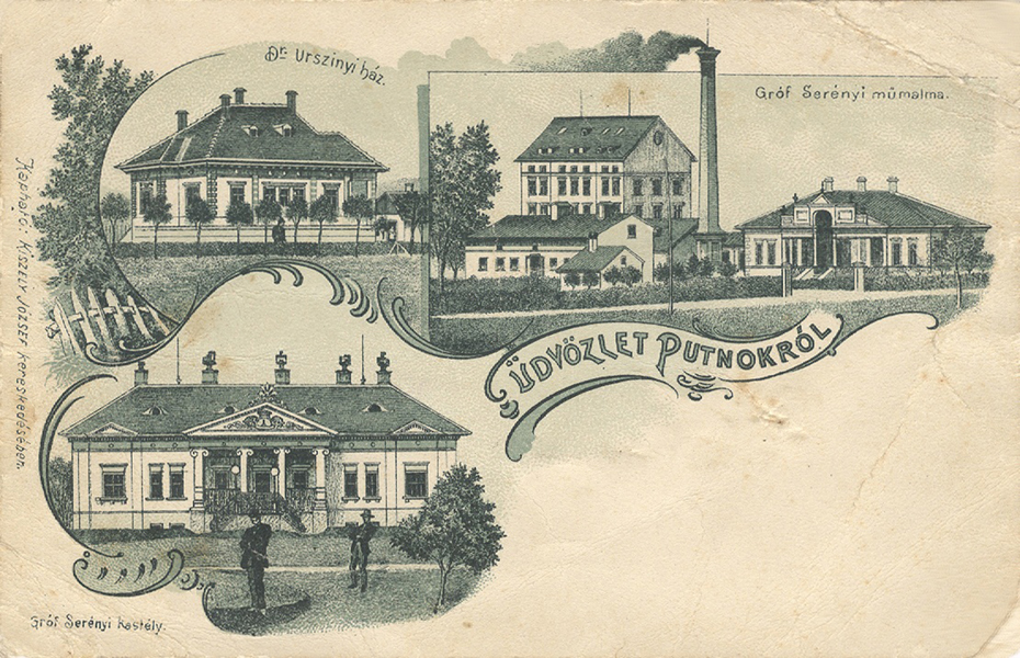 Üdvözlet Putnokról - Gömöri Múzeum; Putnok, CC BY-NC-ND
