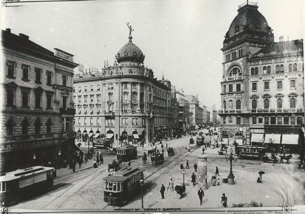 Blaha Lujza tér - Magyar Kereskedelmi és Vendéglátóipari Múzeum, CC BY-NC-ND