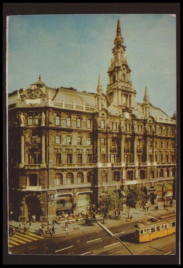 New York Hotel és kávéház - Magyar Kereskedelmi és Vendéglátóipari Múzeum, CC BY-NC-ND