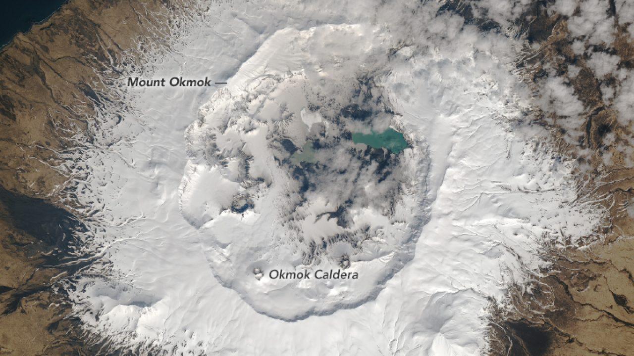 Egy alaszkai vulkán és Caesar halála