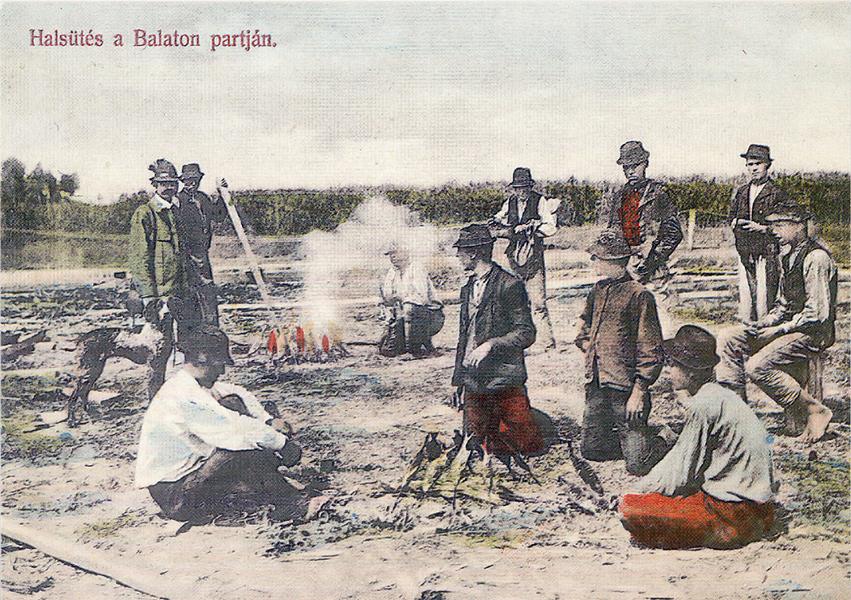 Halsütés Siófokon (1906) - MKVM, CC BY-NC-ND