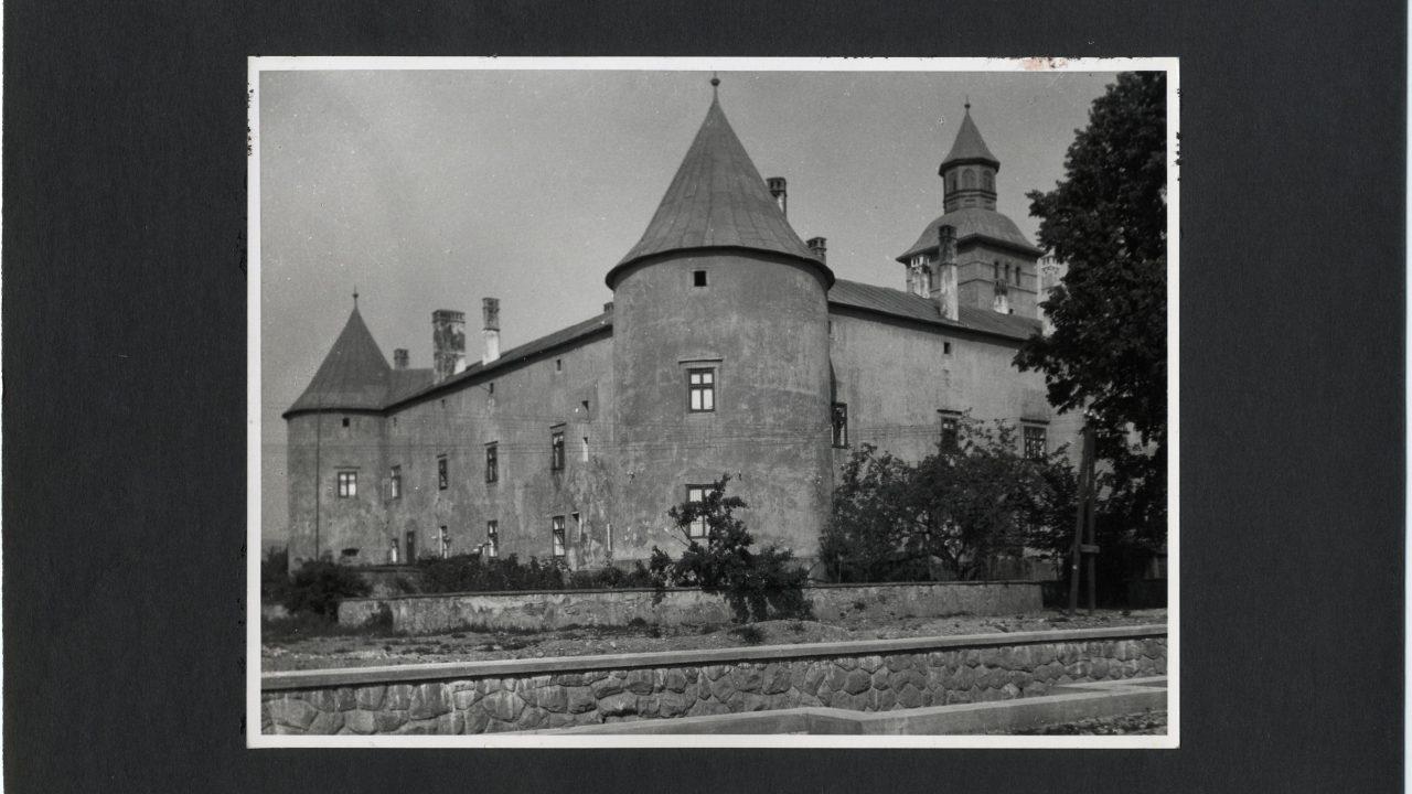 Esküvői palota Thurzó Juditnak