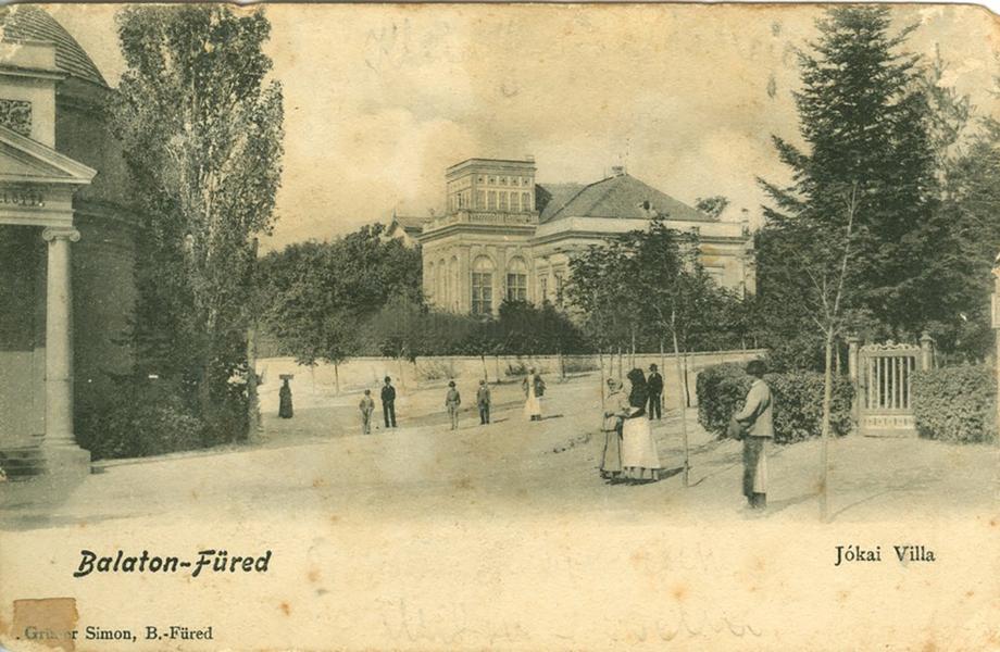 Jókai villa (1911) - Terleczky József, CC BY-NC-ND