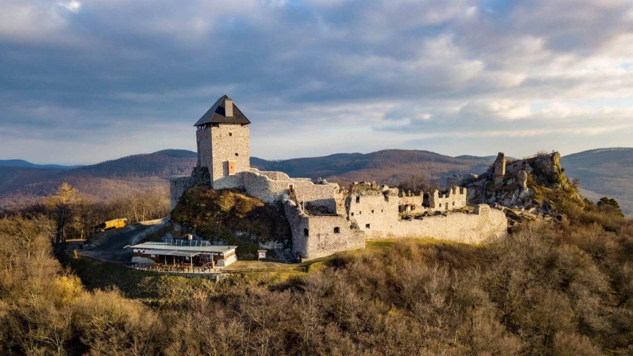 Regécen újjáépül egy 16. századi, emeletes reneszánsz palota is