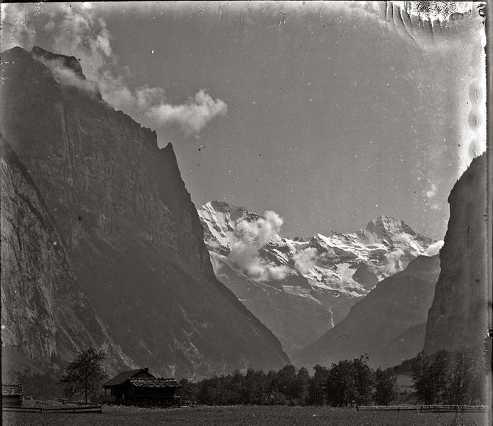 Havas hegycsúcsok (1900-as évek eleje) - Kuny Domokos Múzeum, CC BY