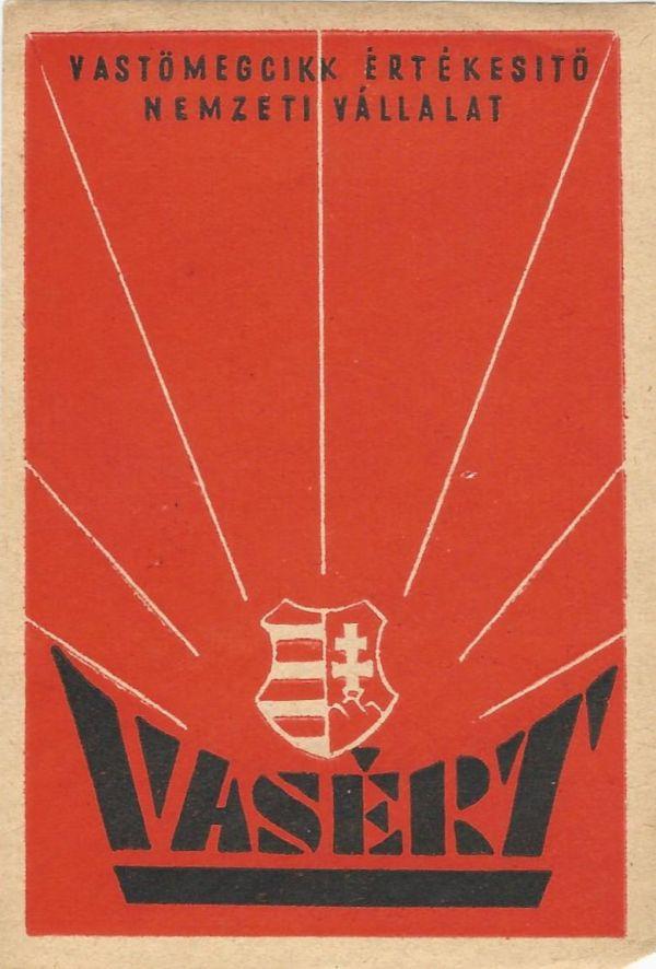 Vasedény, árucímke - MKVM, CC BY-NC-ND