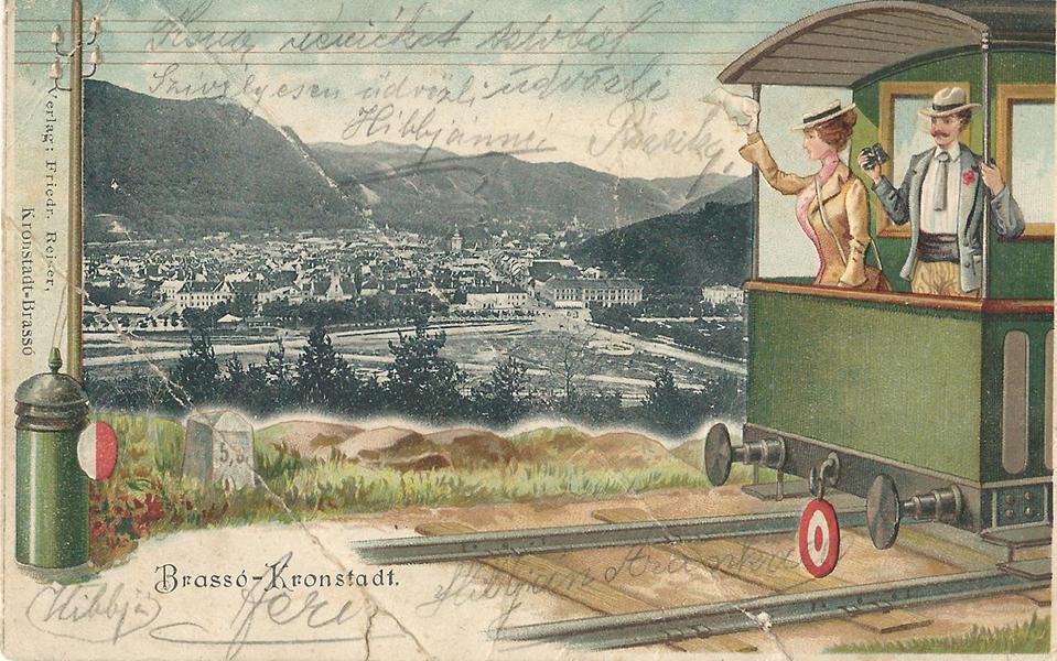 Brassó (1909) - Magyar Kereskedelmi és Vendéglátóipari Múzeum, CC BY-NC-ND
