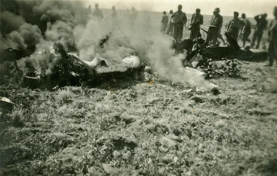 Második világháborús fényképek - Tornyos Ferenc, CC BY-NC-ND