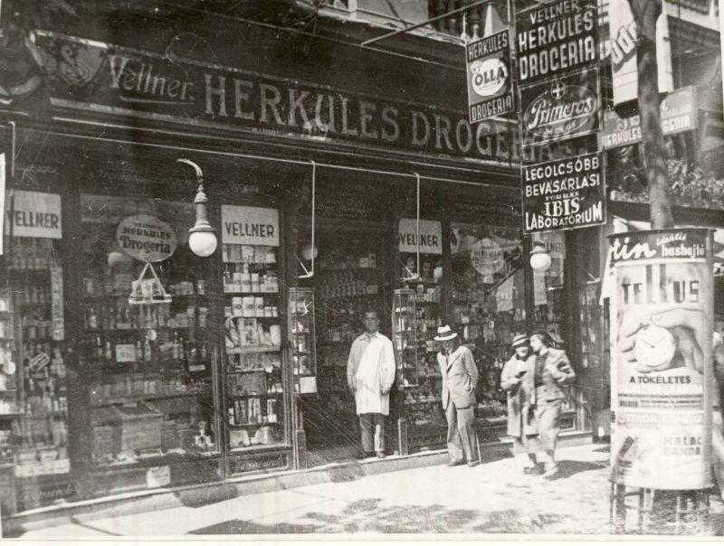 Herkules drogéria - MKVM, CC BY-NC-ND