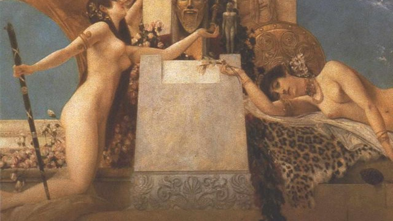 Klimt festménye az ajándékozás tárgya