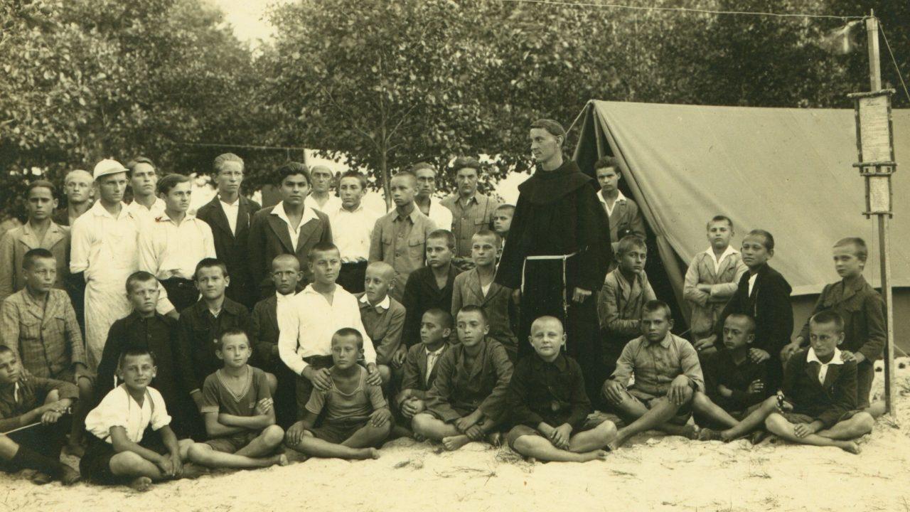 A táncoló szerzetes
