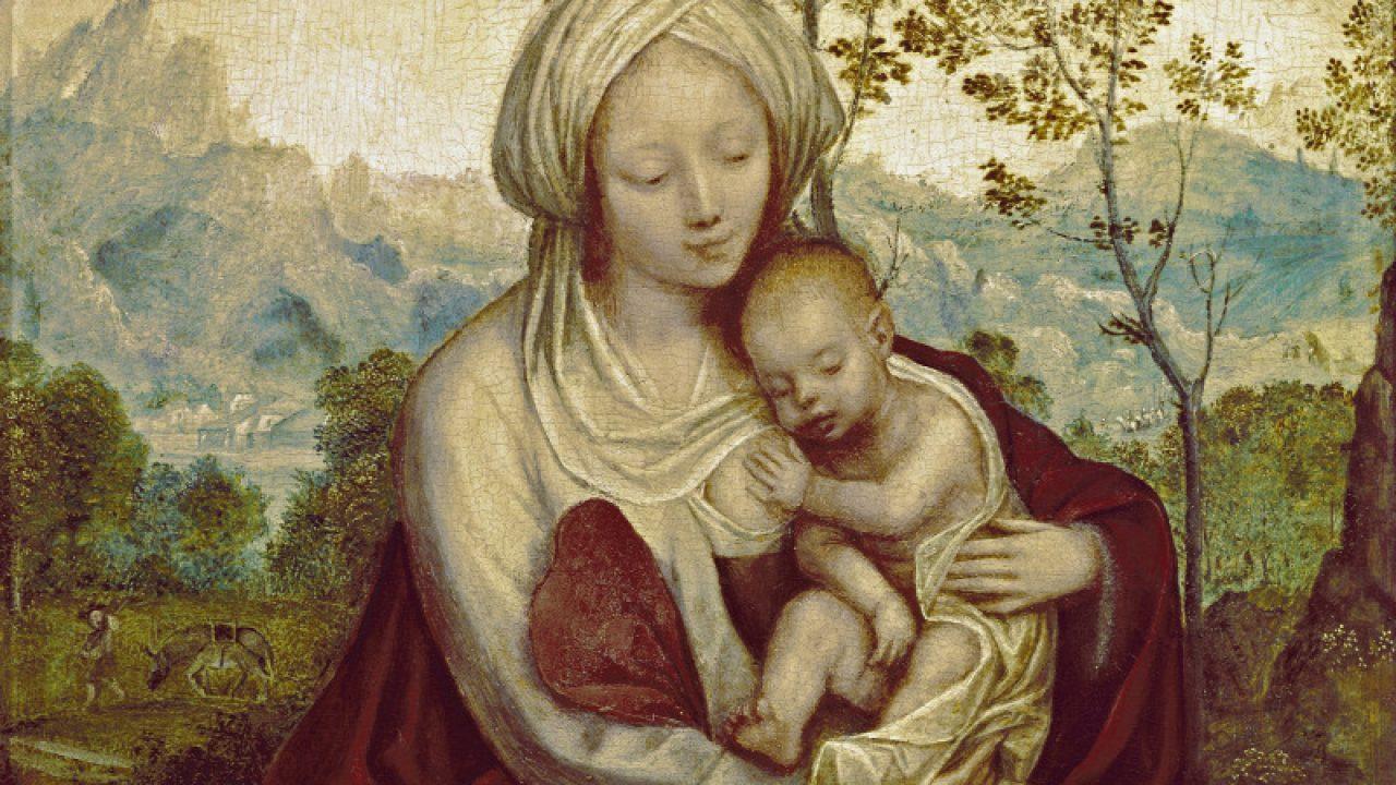 Mária teje csodálatos és hasznos erőt ad!