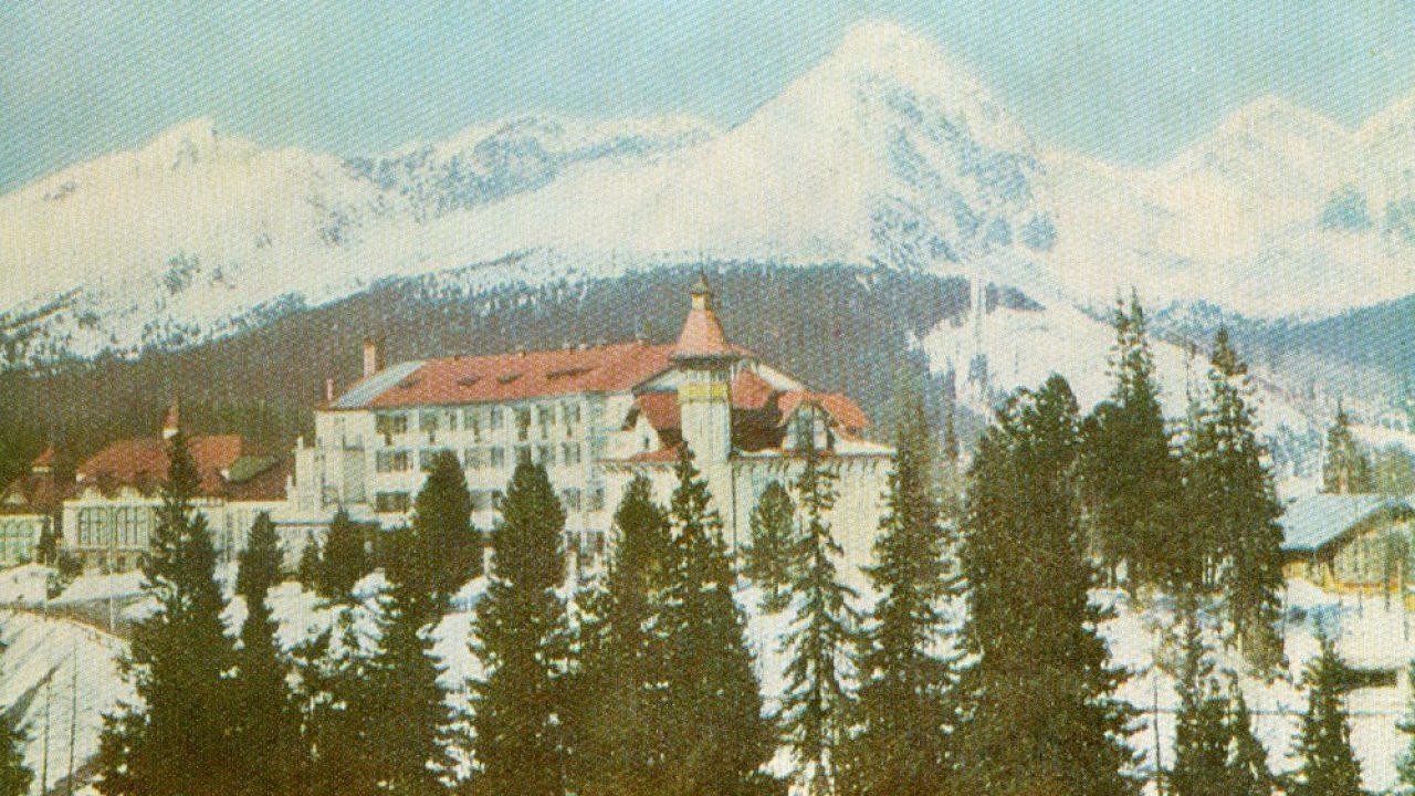 Három hotel a hóban