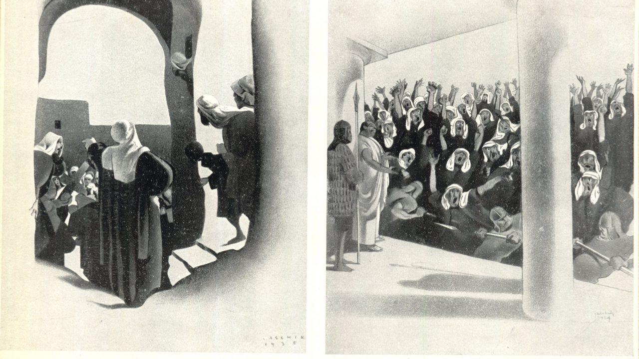 A művész születésének 135. és halálának 70. évfordulójára emlékeznek