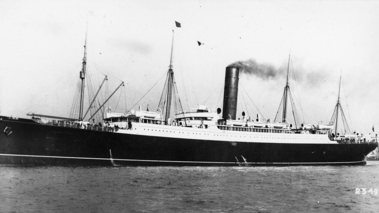Cunard Line: pokol a hajógyomorban