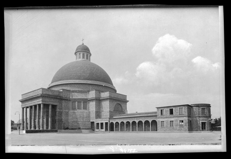 Prohászka templom - Szent István Király Múzeum, CC BY-NC-ND