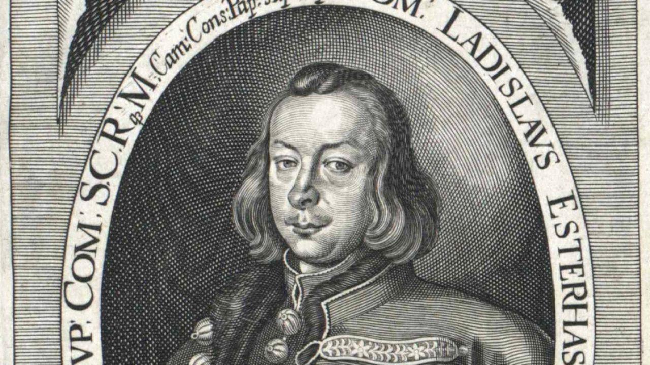Esterházy László, Vezekény hőse