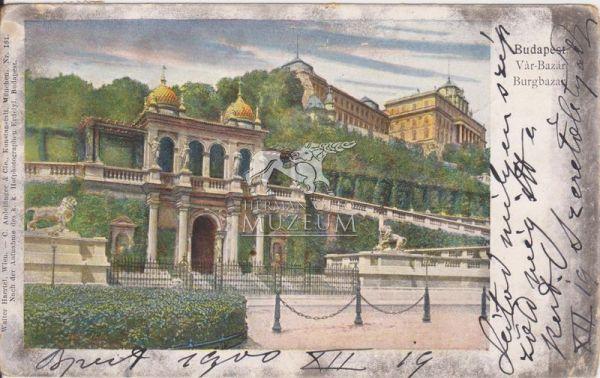 Képeslap-Budapest - Herman Ottó Múzeum, CC BY-NC-ND