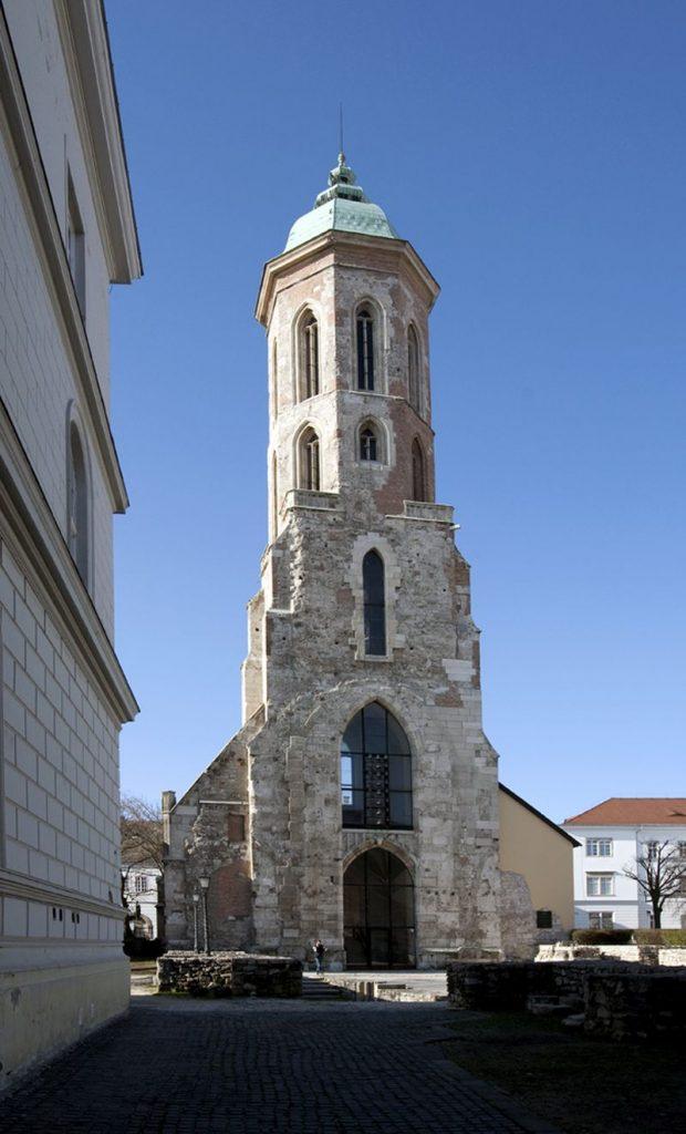 Magdolna-torony - Magyar Nemzeti Digitális Archívum és Filmintézet, CC BY-NC-ND