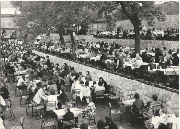 Budai Ifjúsági Park, Budapest - Magyar Kereskedelmi és Vendéglátóipari Múzeum, CC BY-NC-ND