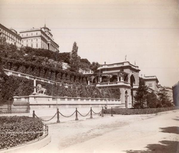Királyi Palota és a Várkert Bazár - MKVM, CC BY-NC-ND