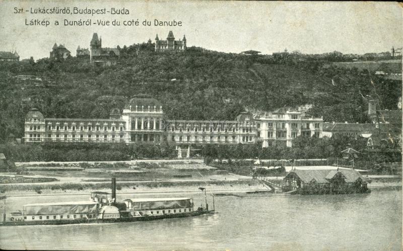 Budapest, Szent Lukács fürdő - Terleczky József, CC BY-NC-ND
