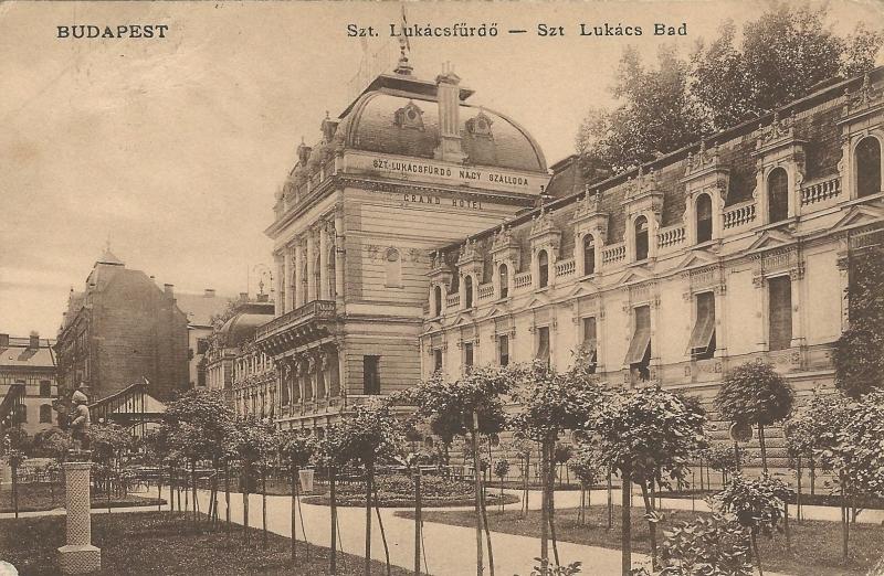 Szt. Lukács Fürdő, Budapest - Verseghy Ferenc Könyvtár, CC BY-NC-ND