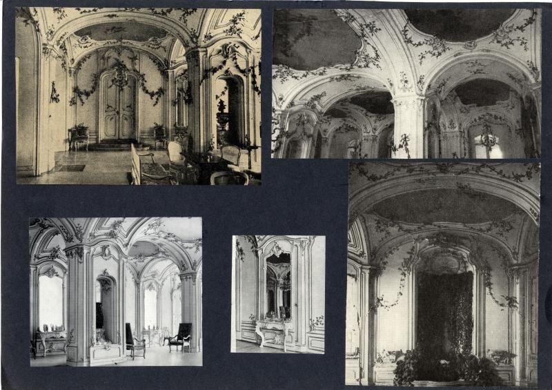 Révhelyi Elemér képei – Fertődi Esterházy-kastély terem - Kuny Domokos Múzeum, CC BY