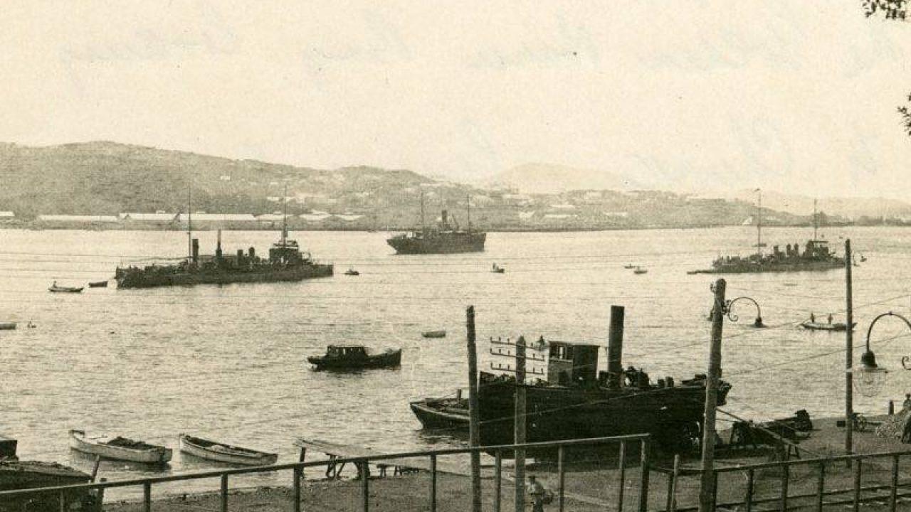 A Császári és Királyi Dunaflottilla a Nagy Háború előtt