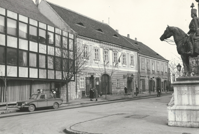 Ruszwurm Cukrászda, fénykép - MKVM, CC BY-NC-ND