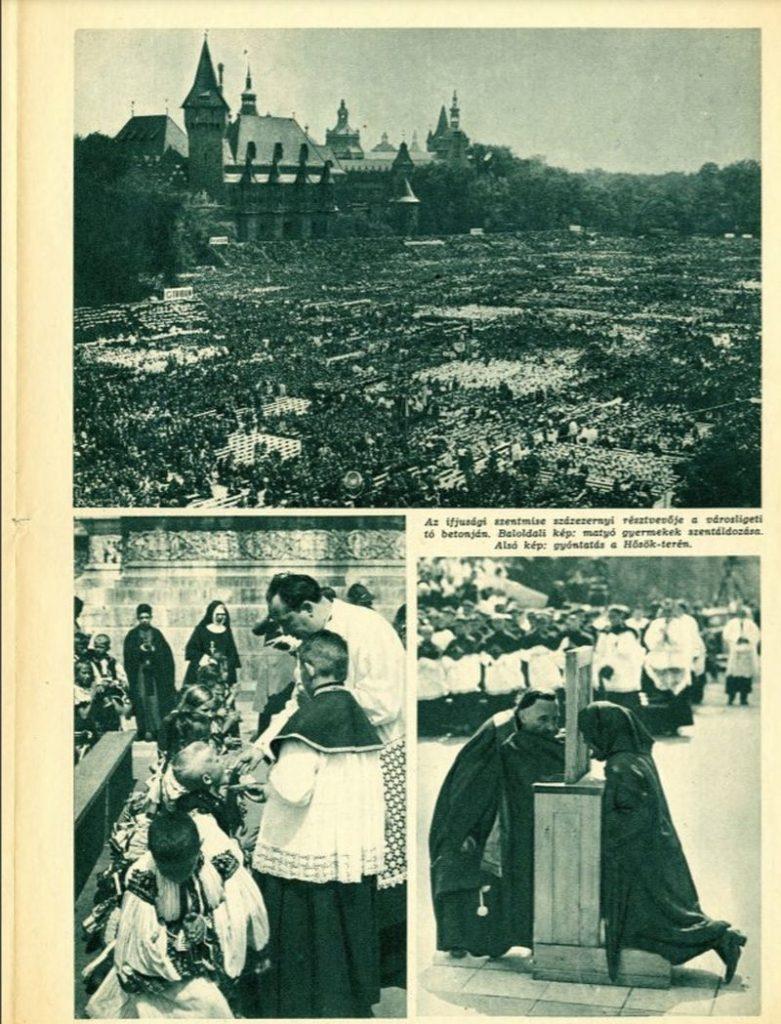 Az eucharisztikus világkongresszus eseményei - Ismeretlen (Kutatás alatt), PDM