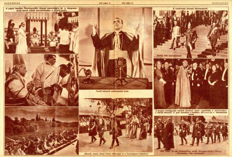 Melléklet a Magyarság 1938 május 31-i számához (102) - Ismeretlen (Kutatás alatt), PDM