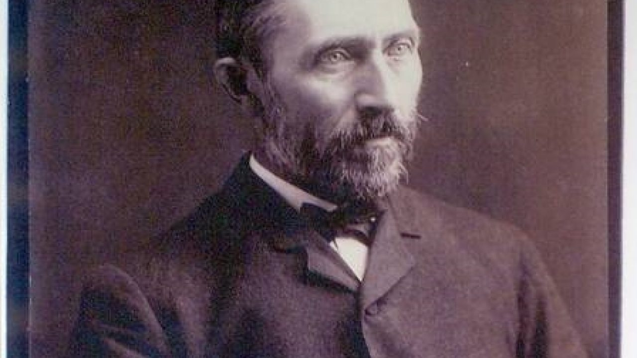 Van Gogh, aki lángoló kézzel érvelt a szerelem mellett