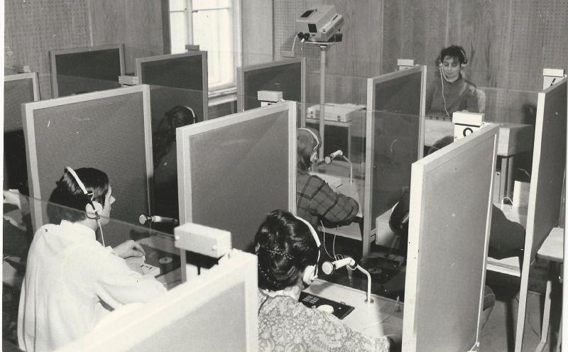 Vendéglátóipari Főiskola - gyakorlati oktatás, Budapest 1970 - MKVM, CC BY-NC-ND